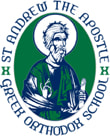 st andrew the apostle logo